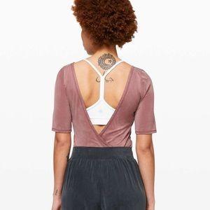 NWT Lululemon Restore Bodysuit *lululemon lab